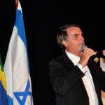 El candidato presidencial brasileño promete trasladar la embajada a Jerusalén
