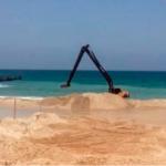 Israel avanza en la construcción de una barrera submarina para evitar filtraciones de terroristas desde Gaza