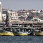 Israel amenaza con reducir zona de pesca en Gaza si siguen protestas en mar