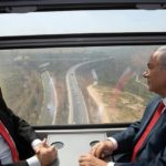 El tren rápido israelí comienza a operar con pasajeros desde Jerusalén al aeropuerto