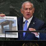 Israel acusa a Irán de tener almacenes con armas nucleares