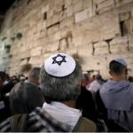Miles de fieles judíos se congregaron en el Muro de los Lamentos con motivo de la festividad de Sucot