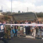Terrorista abatido al intentar acuchillar a soldados israelíes