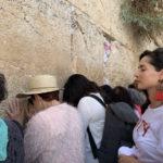 Estrellas mexicanas visitan Israel