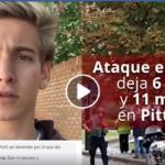 Impactante video: Decenas de mensajes antisemitas extremos publicados en las redes sociales en Chile