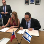 """Israel y Chile firmaron acuerdo sobre ciberseguridad: """"Un aliado perfecto para lo que necesitamos"""""""