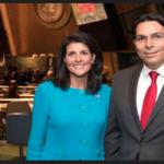 Haley promueve la resolución de la ONU contra Hamas
