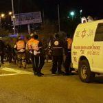 Israel busca a atacantes que causaron seis heridos, incluida una embarazada