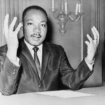 Martin Luther King: un defensor del derecho de Israel a existir