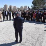 Embajadores en la ONU visitaron los túneles del Hezbollah en el norte de Israel