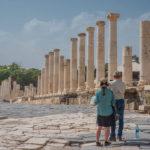Joyas secretas de Israel: la gran ciudad romana y la sinagoga en la que predicó Jesucristo