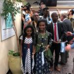 Acercamiento a la profecía: 82 judíos etíopes finalmente ven a Israel por primera vez