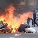 Los manifestantes del chaleco amarillo avivan las llamas del antisemitismo en Francia