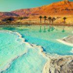 Un ambicioso proyecto turístico busca resucitar el mar Muerto