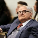Muere el agente israelí Rafi Eitan, el famoso cazador de los nazis