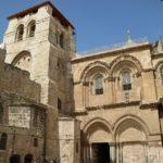 La Ciudad Vieja de Jerusalén se llena estos días de peregrinos cristianos
