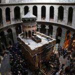 Comienza segunda etapa de restauraciones de la Basílica del Santo Sepulcro
