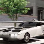 Automóviles voladores, burbujas de sonido y mucho más en la convención de movilidad inteligente de Tel Aviv