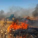 Las facciones de Gaza hacen que los globos incendiarios enviados a Israel sean más letales