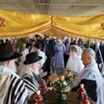 Una sinagoga en Italia es el escenario de su primera boda judía en 1,500 años