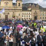 Delegación de líderes colombianos llegó a Israel para transmitir apoyo latinoamericano