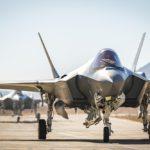"""Arribaron a Israel dos nuevos cazabombarderos furtivos estadounidenses F-35 """"Adir"""""""