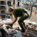 El estremecedor relato de uno de los soldados israelíes que ayudó en las tareas de rescate tras el atentado contra la AMIA en Buenos Aires