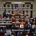 La Cámara de Representantes de los Estados Unidos condena abrumadoramente el BDS