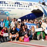 Más inmigrantes llegan a Israel. En 2018 la aliá creció casi 7 por ciento