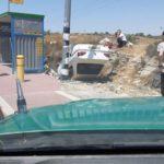 Dos heridos graves en ataque con vehículo en Gush Etzion