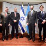 Guatemala e Israel negocian un Tratado de Libre Comercio