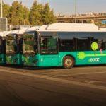 Israel brilla con buses eléctricos 100% no contaminantes
