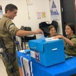 La participación supera las expectativas en jornada electoral y festiva de Israel