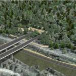 Inician los trabajos de construcción en el nuevo camino de entrada de Jerusalén