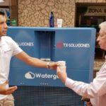 Colombia: máquina israelí convierte aire en agua potable