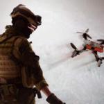 Nuevo proyecto de las FDI: dron personal para combatientes