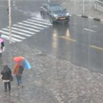 Fuertes lluvias, las advertencias de inundaciones continúan en todo Israel