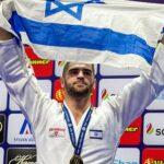 El judoca israelí Peter Paltchik gana el oro en el Grand Slam de París