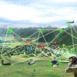 El Domo de Drones RAFAEL intercepta múltiples objetivos de maniobra con tecnología LASER