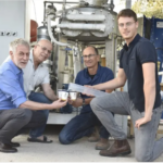 Investigadores israelíes desarrollan tecnología para producir agua del aire