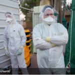 Once israelíes evacuados del barco japonés con coronaviris aterrizaron en Tel Aviv