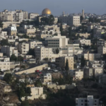 Intento de embestida en Jerusalén oriental