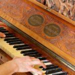Piano 'inmortal' subastado en Israel: sobrevivió a un rey, a los nazis y una guerra