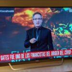 Un periodista de la TV argentina acusa a los judíos de crear el Coronavirus