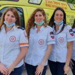 Las cuatro hermanas israelíes que luchan juntas contra el coronavirus con el Magen David Adom