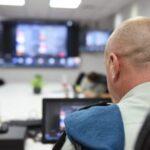 Las FDI organizan una conferencia virtual con los ejércitos de todo el mundo para debatir sobre la pandemia