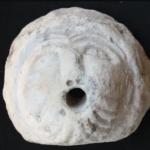 El Talmud cobra vida en una cara de mármol de 1.800 años de antigüedad encontrada en Galilea