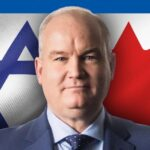 El candidato a primer ministro de Canadá dice que trasladará la embajada a Jerusalén