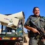 El sistema láser 'Light Blade' intercepta casi el 100% de los globos de Hamas en su sector