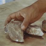 Hace 100.000 años, los humanos modernos que salían de África cruzaron el Negev